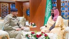 آرمی چیف جنرل قمر جاوید باجوہ سے سعودی ولی عہد کی ملاقات