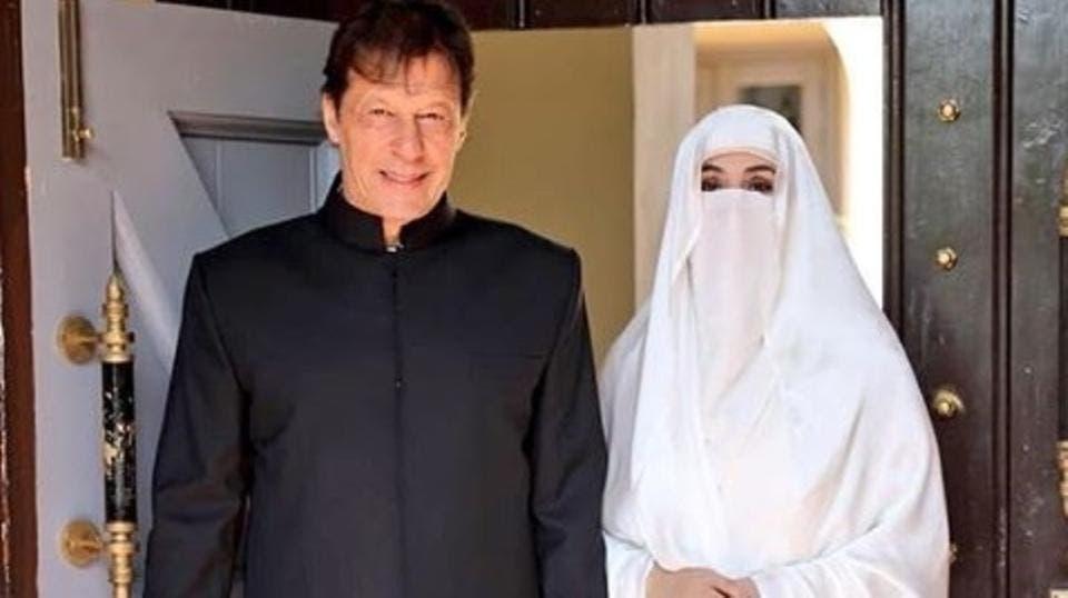 Imran Khan's wife sparks debate in Pakistan after wearing niqab at ceremony  | Al Arabiya English