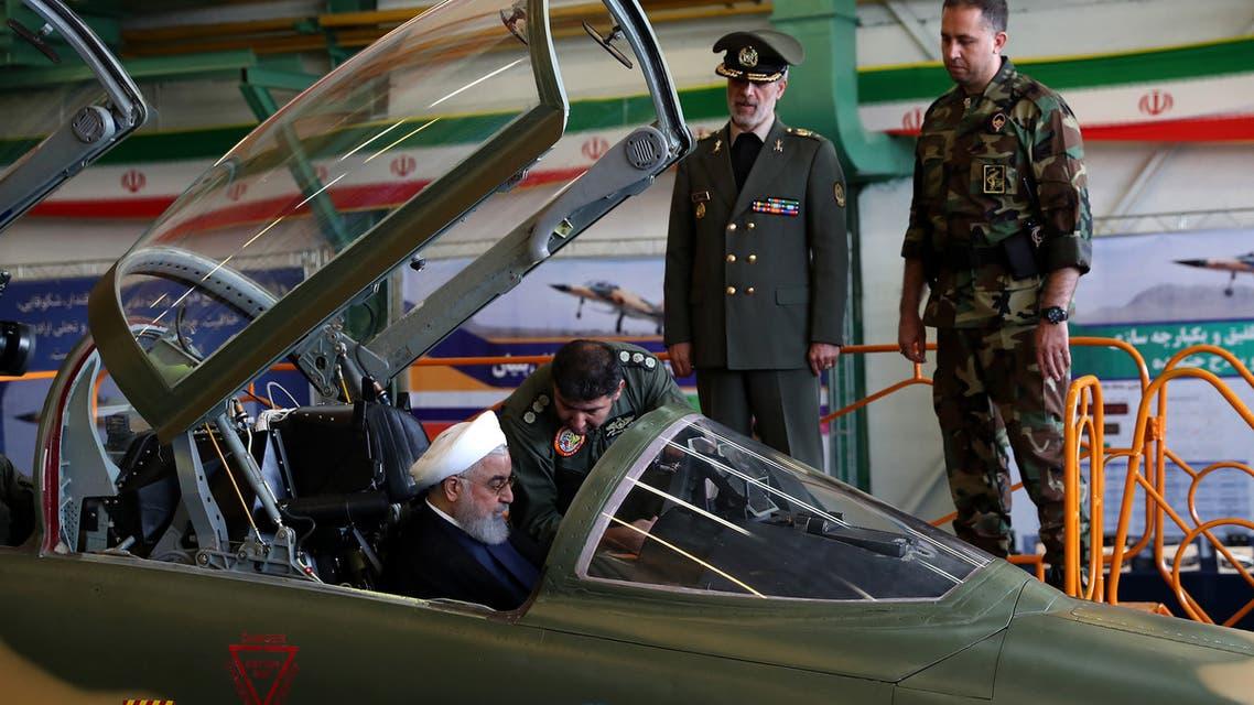 """كوثر الطائرة """"الإيرانية"""" المقاتلة"""