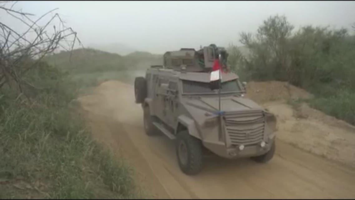 الجيش الوطني يقتحم مران معقل الحوثي في صعدة من 4 محاور