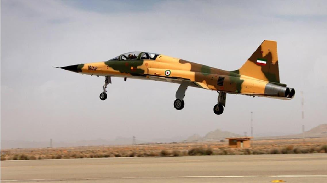 Iran fighter jet Kowsar 2 (AFP)