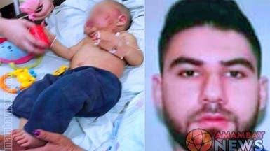 السجن للبناني عضعض بطفل وقلع أظافره وحرّق جسمه بسيجارة