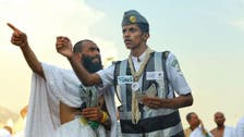 Saudi scouts guide around 100,000 Hajj pilgrims during Eid