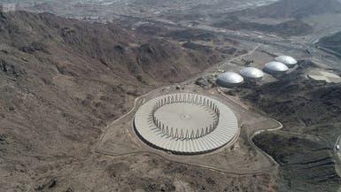 893 ألف متر مكعب من المياه لخدمة الحجاج