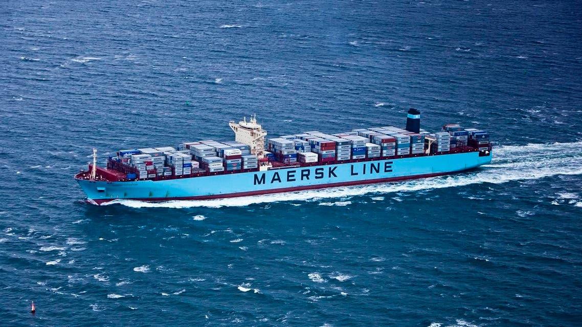 Maersk (AFP)