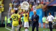 الاتحاد الكولومبي يعين رييس بعد توقف مفاوضات بيكرمان