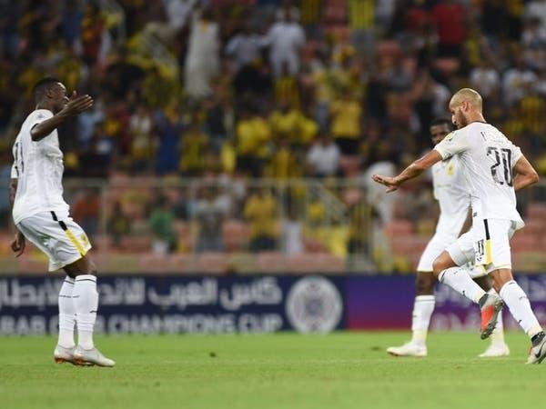 الاتحاد يتعثر بالتعادل أمام الوصل في البطولة العربية