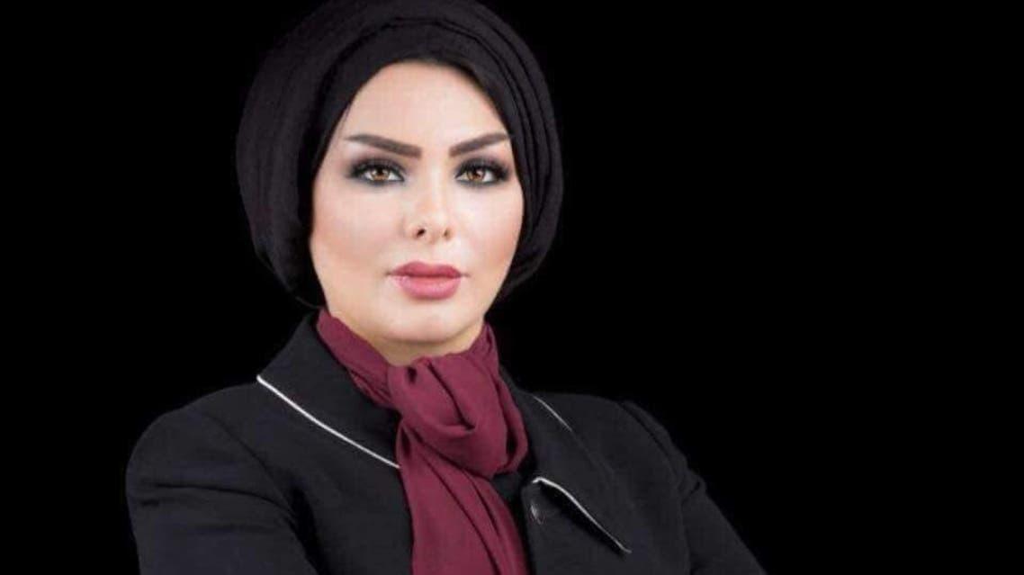 Iraq Beutician Rasha al Hassan (Supplied)