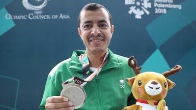 """الحربي يحقق أول ميدالية سعودية في """"آسياد"""" جاكرتا"""