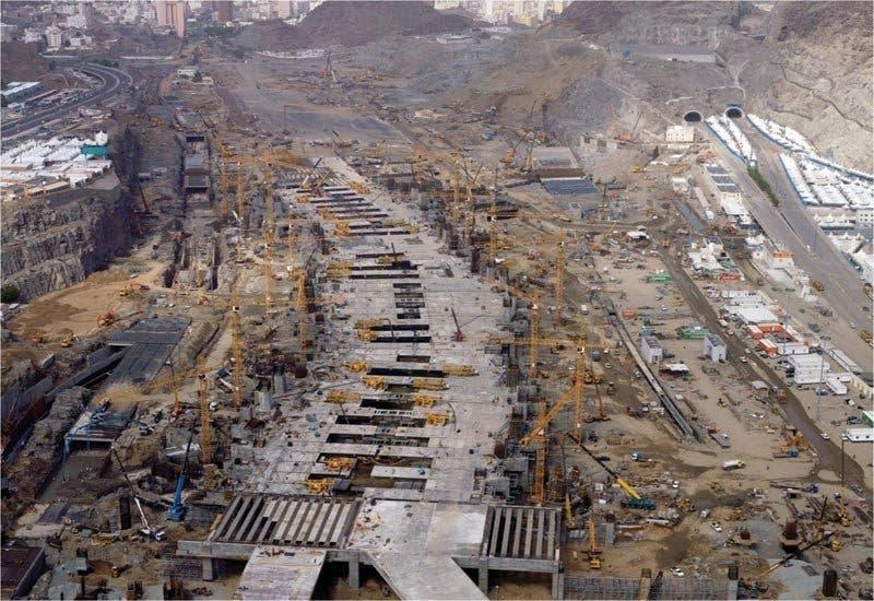 Saudi Jamraat Bridge 6 (Supplied)