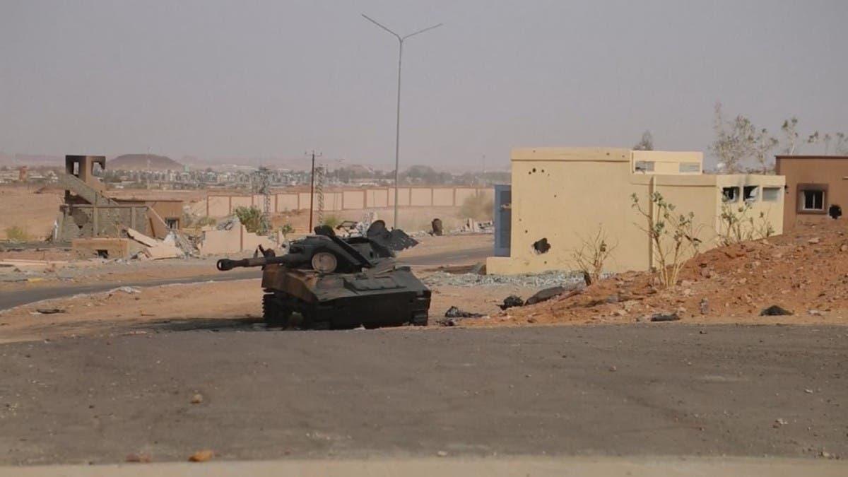 الجيش الليبي: عناصر تخريبية تتلقى أوامرها من مخابرات تركيا