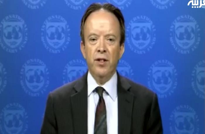 IMF Tim Callen (Screen grab)