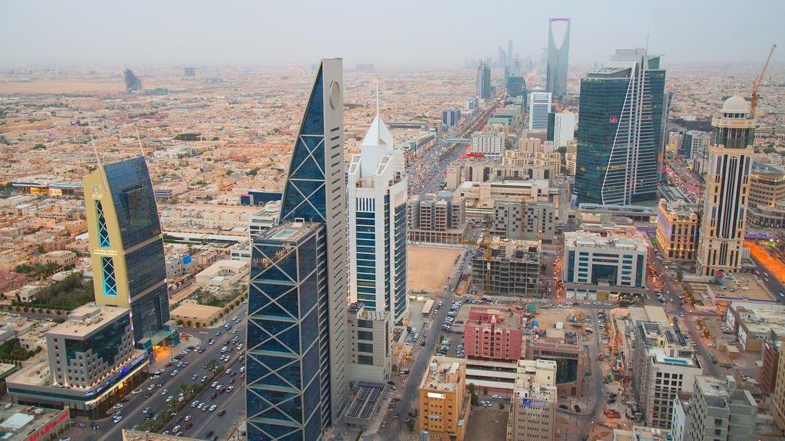 Saudi economy growth (Shutterstock)