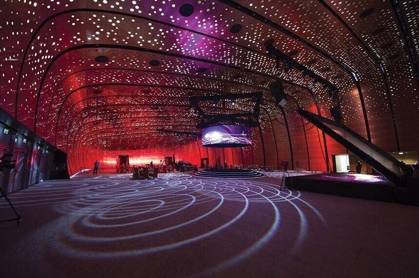 Ithra King Abdulaziz World Cultural Center 3 (Supplied)