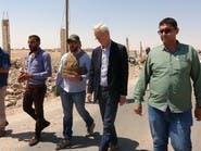 بالصور.. مسؤول بالخارجية الأميركية في شمال سوريا