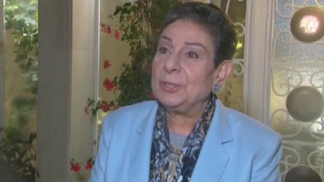 Hanan Ashrawi (Reuters)