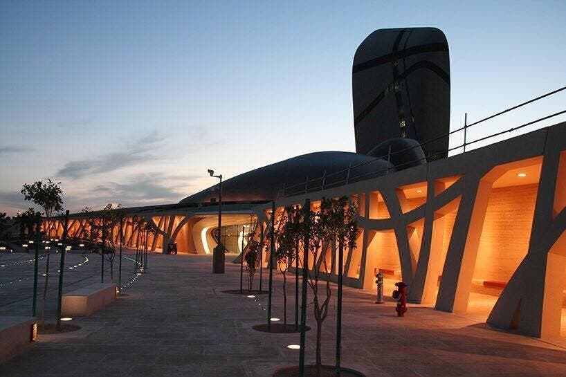 The King Abdulaziz World Cultural Center (Ithra). (Supplied)
