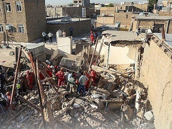 """""""غلاية"""" تقتل 10 أشخاص في مدينة مشهد"""
