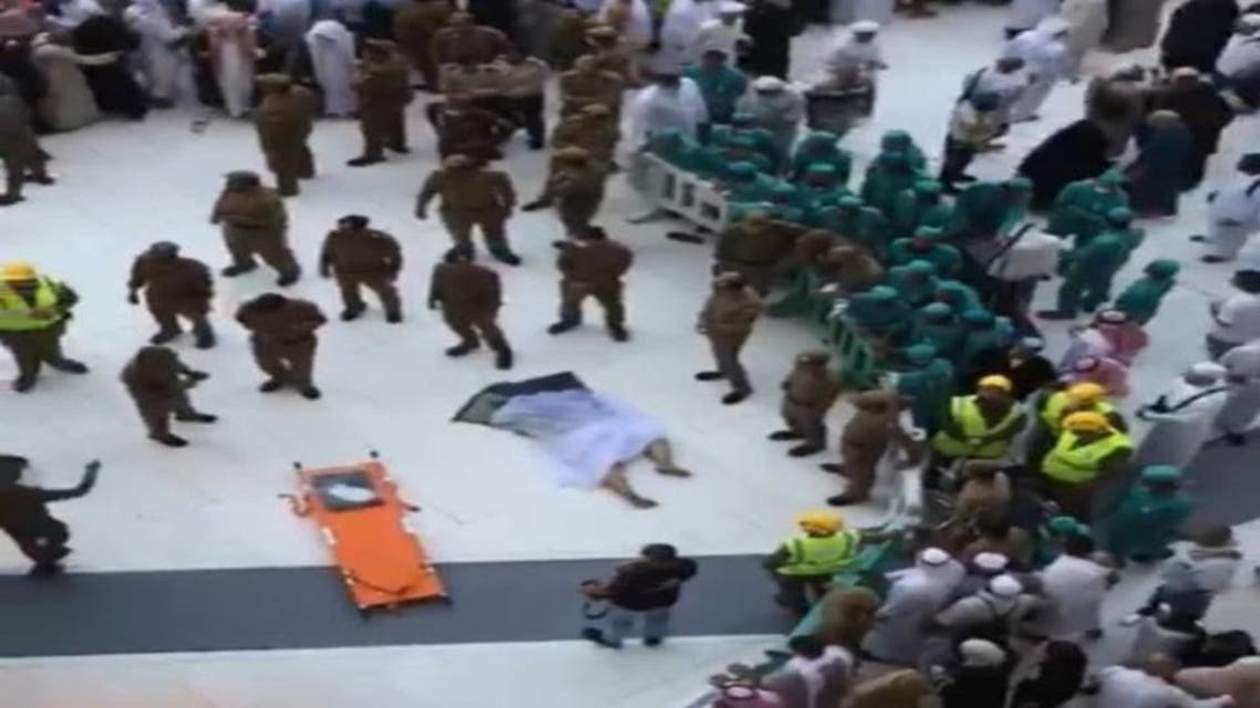 علت خودکشی حجگزار عراقی در مسجد الحرام!