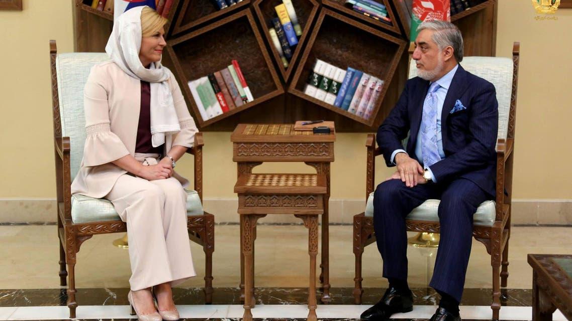 رییس جمهوری کرواسیا در کابل: ما آماده همکاری با افغانستان هستیم