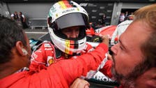 Sebastian Vettel wins in Belgium to rein in Hamilton