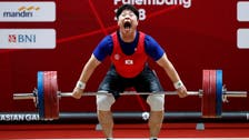 Governing body hopes Asian Games helps secure weightlifting's future