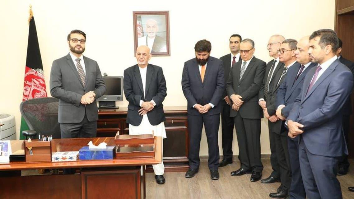 حمدالله محب به عنوان مشاور امنیت ملی افغانستان تعیین شد