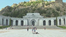 Spaniards divided over controversial Franco monument