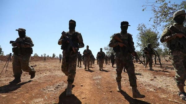 قوات الأسد في إدلب