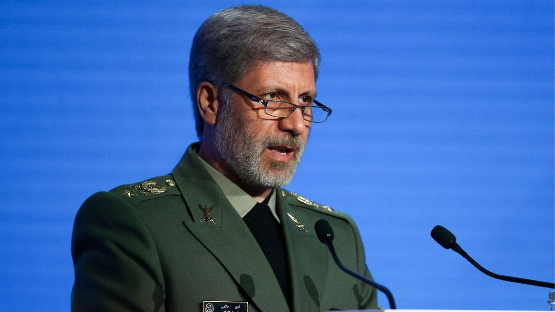 Iran Defense Minister Amir Hatami arrives in Syria 'for military meetings'