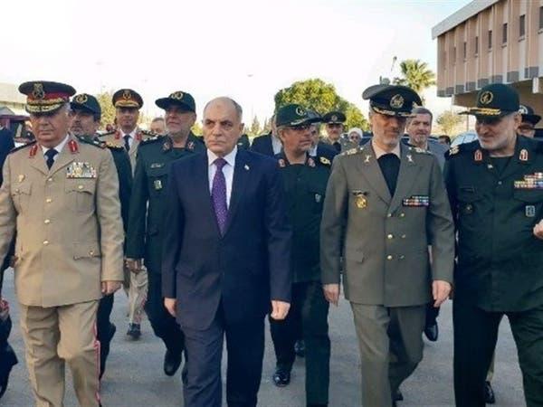 وزير الدفاع الإيراني يصل سوريا وسط ضغوط روسية