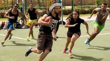 IN PICTURES: In Morocco, American football isn't just for men