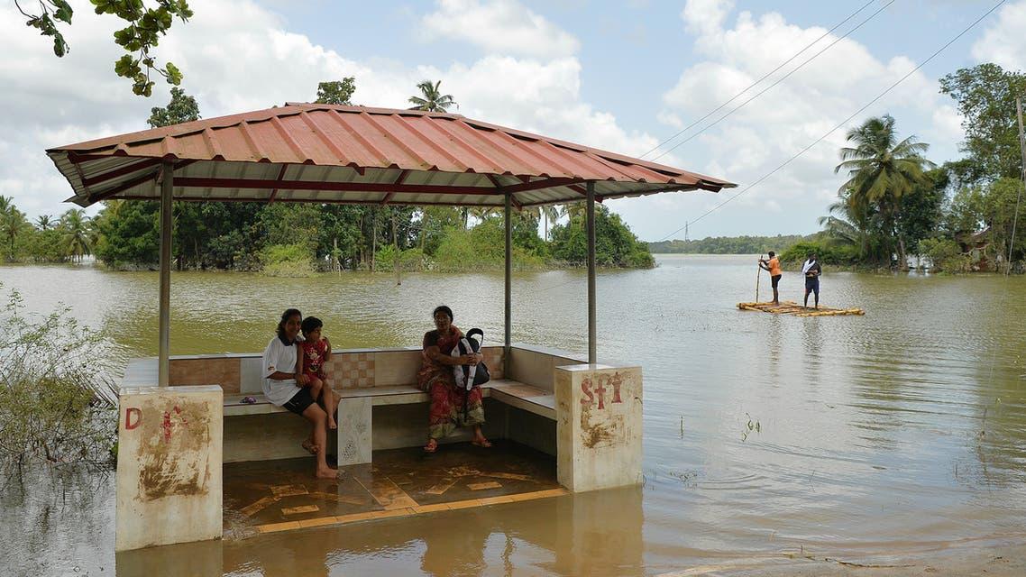 الهند.. 445 قتيلاً في فيضانات كيرالا
