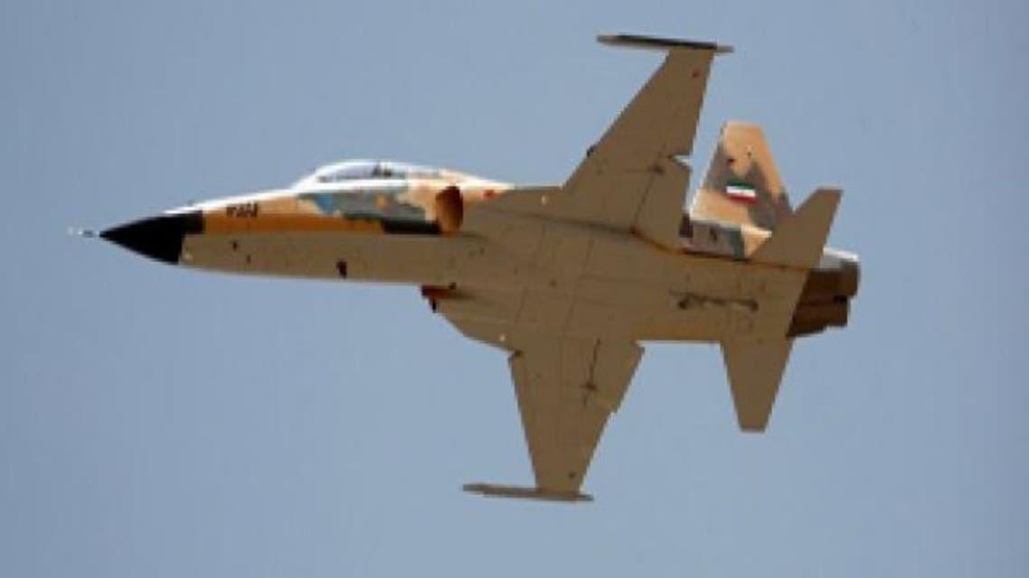 ک فروند جنگنده اف 5 ارتش ایران در جنوب غرب این کشور سقوط کرد