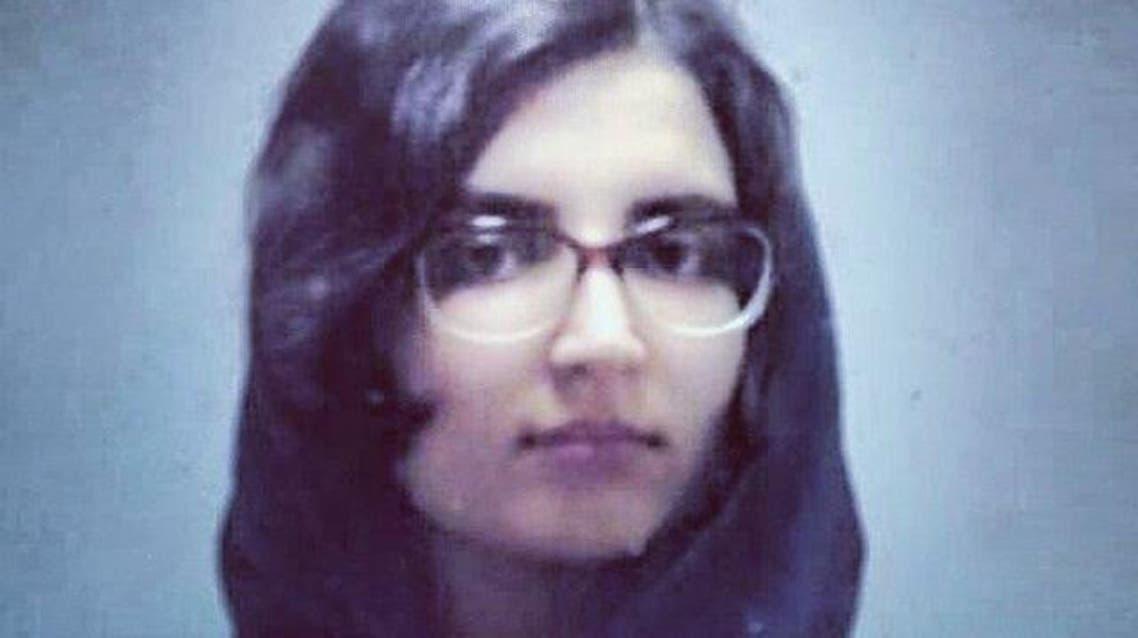 Iran Parisa Rafei. (Social media)