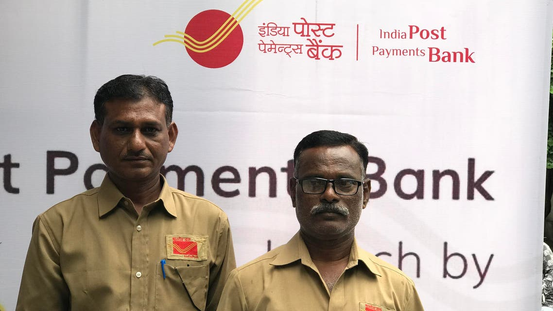 The role of postmen will be very significant in successful rollout of the IPPB. (Supplied)
