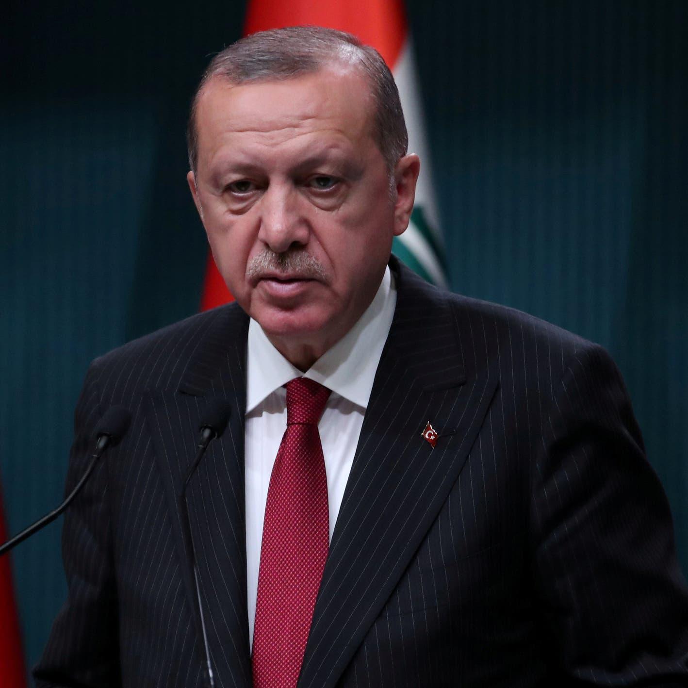 أردوغان: تركيا ستقدم الثلاثاء تقريرا كاملا بقضية خاشقجي