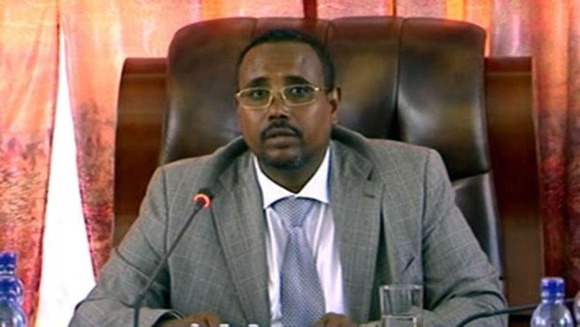 Abdi Mohamoud Omar former Ethio-Somali regional state president. (Photo courtesy: Borkena)