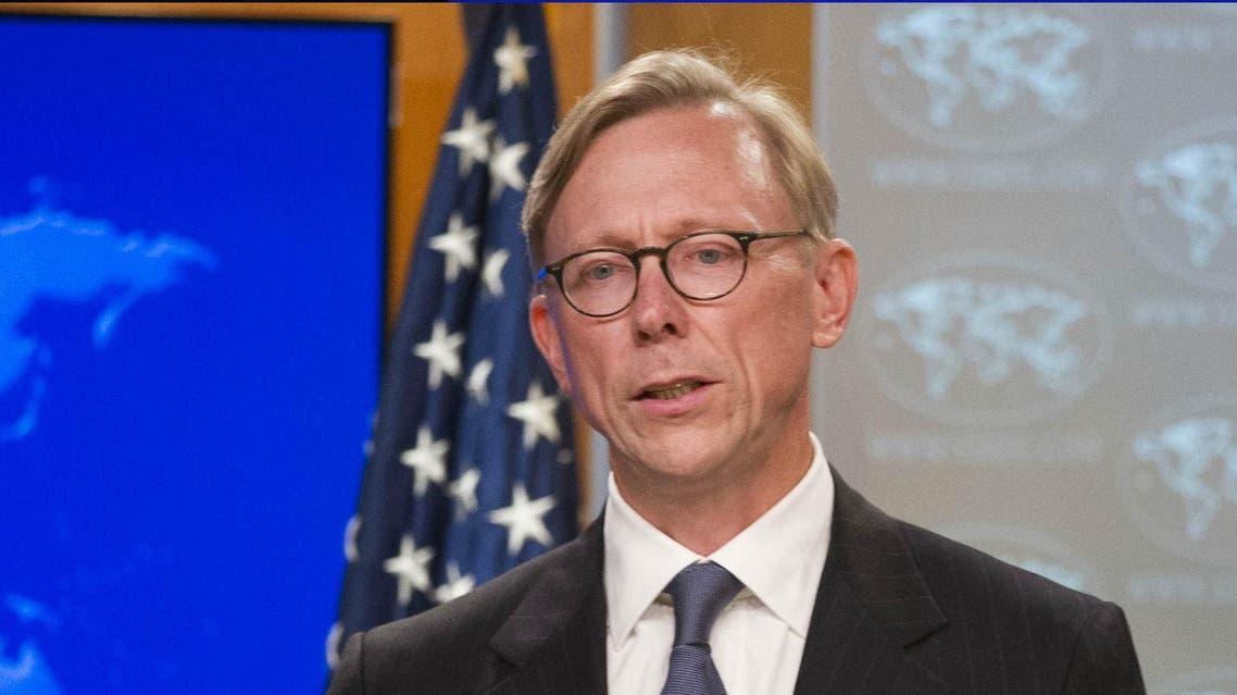 براين هوك، المندوب الأميركي الخاص لشؤون إيران