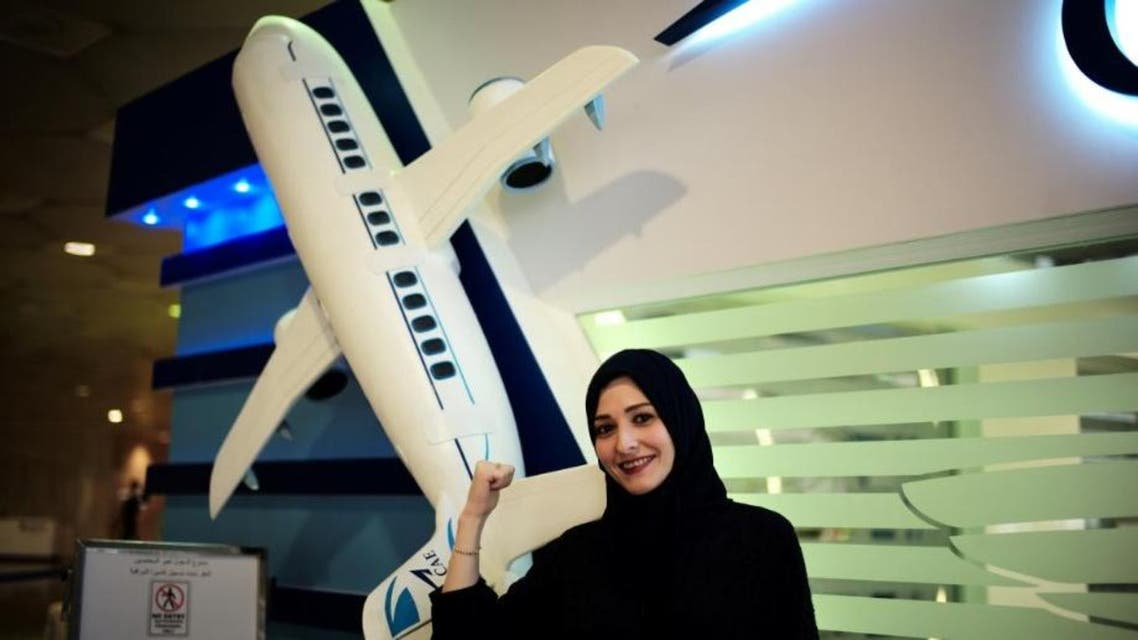 Earlier this year, it was announced that a flight school in Saudi Arabia is opening its doors for women. (File photo: Reuters)