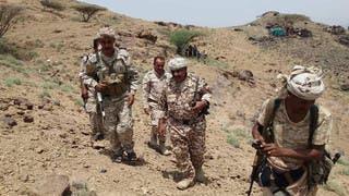مقتل 20 عنصراً من ميليشيات الحوثي في باقم بينهم قياديان