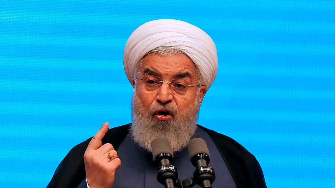 It is the first time parliament has summoned Rouhani, who is under pressure from hardline rivals. (File photo: AFP)