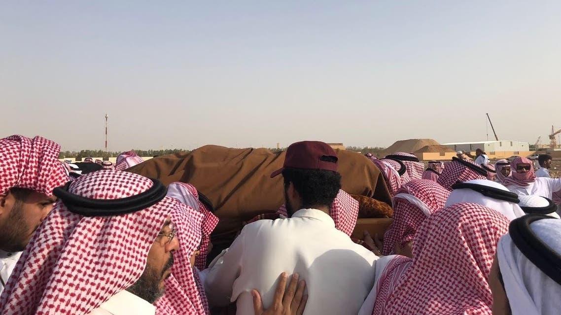 جنازة حجاب بن نحيت