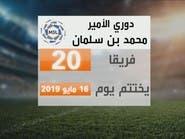 انطلاق النسخة الجديدة من دوري الأمير محمد بن سلمان