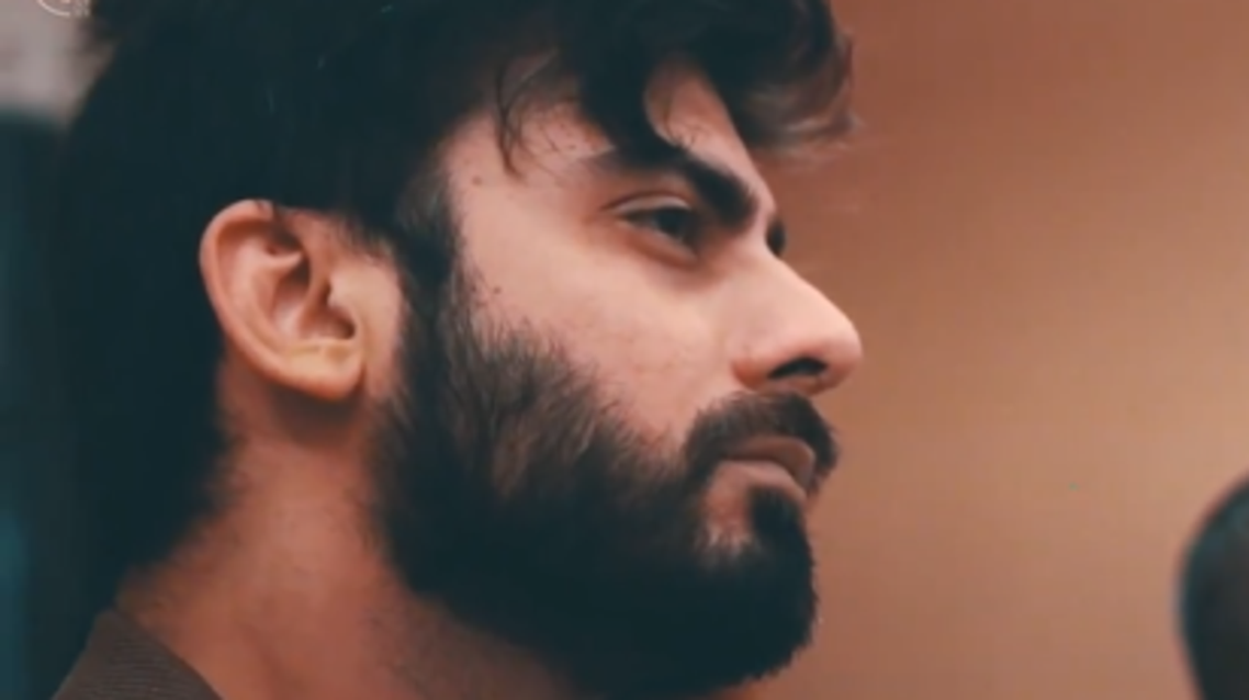 Fawad Khan Hajj. (Screen grab)