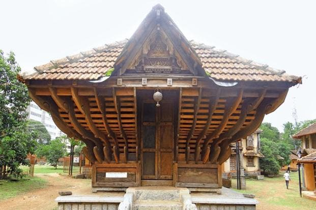 These structures tell us the story of the craftsmanship of the past artisans. (Supplied)