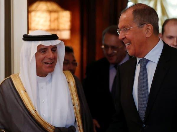 لافروف: مشاريع مشتركة روسية سعودية بـ2 مليار دولار