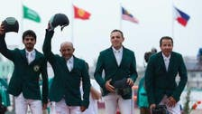 IN PICTURES: Saudi Arabia wins first gold medal at Asian Games