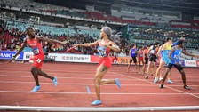 Bahrain grab inaugural 4x400m mixed relay Asian Games gold