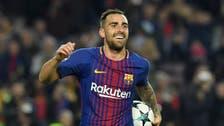 Paco Alcacer joins Dortmund on loan after Barca struggles